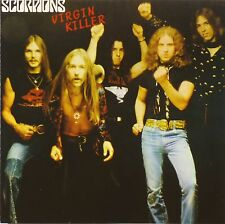 CD - Scorpions - Virgin Killer - #A961