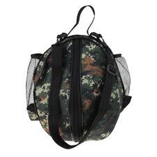 Men Women Basketball & Football Holder Carry Carrying Bag Soccer Holder Case