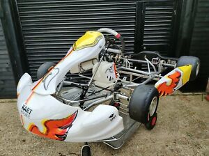 Kart Republic 2019 Rolling Chassis, For Rotax or Iame X30