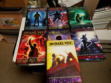 Michael Vey Complete 7 Book Series by Richard Paul Evans SIGNED HC 1st/1st NEW
