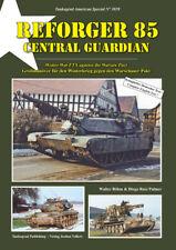 TANKOGRAD 3039 REFORGER 85 Central Guardian Großmanöver für den Winterkrieg