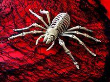 "Large 9"" Spider Skeleton Halloween Prop Decoration Haunted House Props Arachnid"