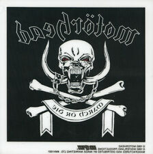 MOTORHEAD LOGO - STICKER/DECAL - BRAND NEW VINTAGE - MUSIC BAND 097