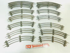 bj841-2 #16x Märklin O GAUGE TRACK 8ER Circle for Electric Operated 2nd Choice