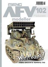 AFV Modeller Number 102 September/October 2018 Whizbang!