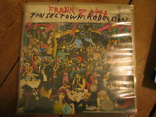 Frank Zappa Tinseltown Rebellion LP