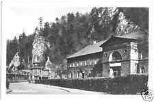 AK, Rübeland Harz, Bahnhof, 1951