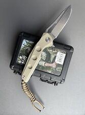 HX Outdoors Tactical Zweihand Taschenmesser