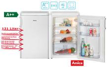 Amica VKS 15122 W Kühlschrank weiß A++ Vollraum ohne Gefrierfach Bürokühlschrank