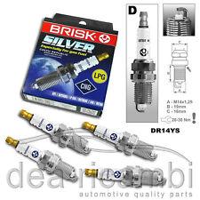 ALFA ROMEO 155 1.8 Twin Spark AR 67.101 02/92> n.4 CANDELE GPL METANO DR14YS