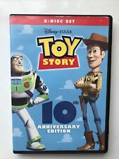 New ListingDisney Pixar Toy Story (Dvd, 2005, 2-Disc Set) 10th Anniversary Edition