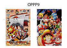 "2 x A3 posters 16.5"" x 11.5"" One Piece/1000 Sunny,Donquixote,Eustass Kid (OPPP9)"