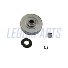 new clutch drum needle bearing e-clip 4 Husqvarna 362 365 371 372 372XP chainsaw