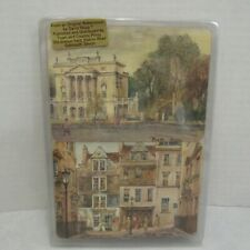 New listing Set 6 Coasters David Skipp Bath Avon England Cathedral Town and Country Life