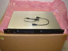 DATASAT DR-1 RACK UNIT FOR DATASAT XD20 8 CHANNEL MEDIA PLAYER - LOOK!!