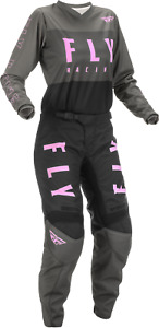 Fly Racing Women's F-16 Jersey & Pant Combo Set MX/ATV Offroad Riding Gear 2022
