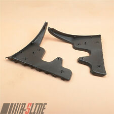 Fit For AUDI A6 C6 05-11 Rear Bumper Mounting Holder Bracket Guide - A Pair New