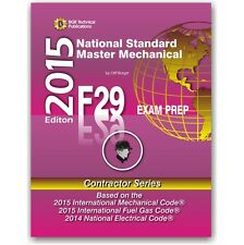 F29 National Standard Master Mechanical Study Questions Workbook ICC Exam