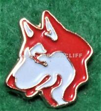 HUSKY OIL AND GAS CANADA DOGS HEAD TIE PIN Exc
