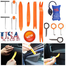 12x Car Radio Audio Stereo Door Trim Dash Panel Install Removal Open Pry Tool US