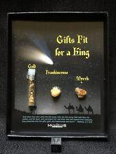 Gold, Frankincense & Myrrh Christmas Gift Box by Meteorite Men Steve