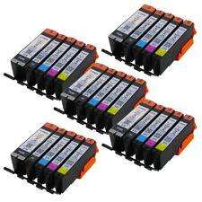 5 original canon cartuchos de impresora Mx725 Mx925 Ix6850 Mg7550 Pgi-550