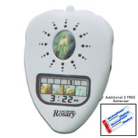 MaximalPower Electronic Voice Talking Holy Rosary For Praying Hail Mary Mystery