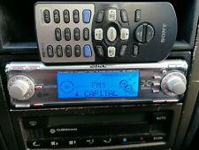 autoradio top gamma sony cdx-mp80 cd mp3 aux 52x4 a 4 rca 4v crossover hpf lpf