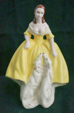 Porzellan-& Keramik-Antiquitäten & -Kunst-Hunde-Figuren