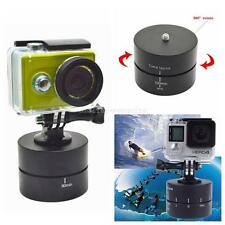 360° Rotating Panning Time Lapse Stabilizer Tripod Adapter for Gopro Hero Camera