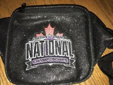 Cheer Evolution National Championships Fanny Pack Sparkle Cheer Bag