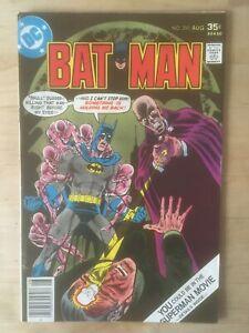 US Batman #290 - DC Comics 1977 - VF