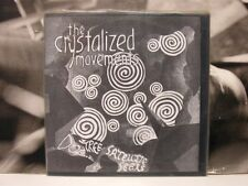 CRYSTALIZED MOVEMENTS - DOG TREE ... LP LIMITED ED. EX+ USA FE-011 # 510 / 1300
