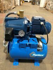 "Pentax 1"" Water booster set Stainless steel pump INOX 80 automatic pump set"