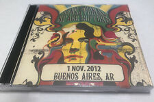 Robert Plant Live In Argentina 11/1/12 Rare Import 2 CD Set With Very Good Sound