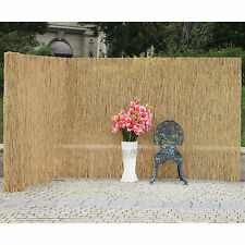 6 X16FT Reed Screening Fencing Roll Garden Fence Panel Balcony Wind Protection