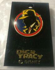 Dick Tracy - Walt Disney - enamel pin pinback new in package Nos promo 1990 !