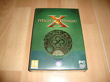 MIGHT AND MAGIC LEGACY X DE UBISOFT PARA PC EN CAJA DE CARTON NUEVO PRECINTADO