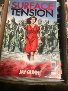 SURFACE TENSION #1-5 Horror Titan Comics TV Show Variant Covers Fantasy SciFi