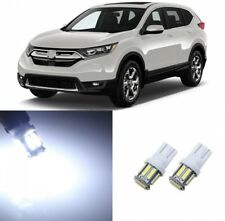 12 x Super Bright LED Lights Interior Package For Honda CR-V CRV 2018 + TOOL