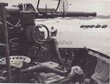 Indochine Vietnam Opération Cabestan Vintage Argentique 1952