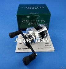 NEW U.S MODEL SHIMANO CALCUTTA 400D 400 D SERIES RH REEL*1-3 DAYS DELIVERY*