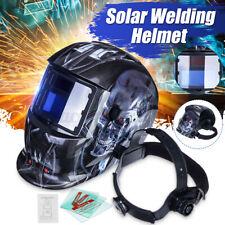 Pro Solar Auto Darkening Welding Helmet Arc Tig Mig Grinding Welder Protect
