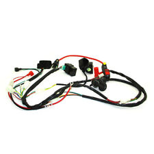 Wiring Loom Harness Key Switch Ignition CDI Kit For Zongshen 190cc 2V Engine