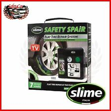 Kit Slime Safety Repair Riparazione Automatica Forature - Autovetture - Tubeless