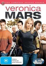 Veronica Mars : Season 2 (DVD, 2008, 6-Disc Set) LIKE NEW
