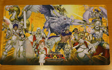 Yugioh Konami Official RUBBER PLAYMAT Lightsworn Judgment Japanese Mint!