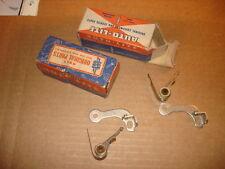 1958 59 60 61 Chrysler Desoto Dodge Plymouth Autolite ignition point sets 1-33