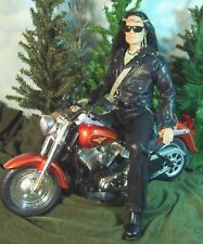 MOTORCYCLE SEWING PATTERN  MALE DOLLS TONNER MATT  BODY