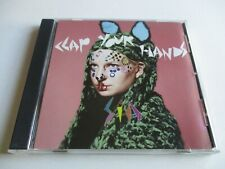 SIA Clap Your Hands CD RARE Single Promo Only 3 Mixes 2010 NEW